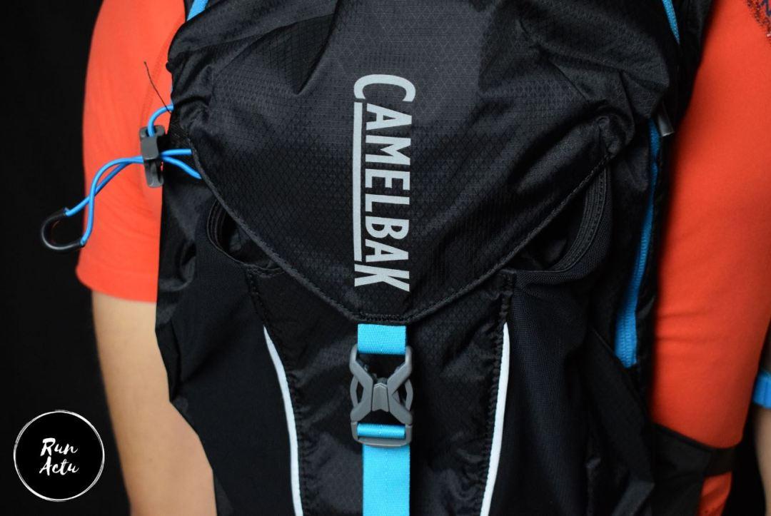 test sac camelbak octane 10