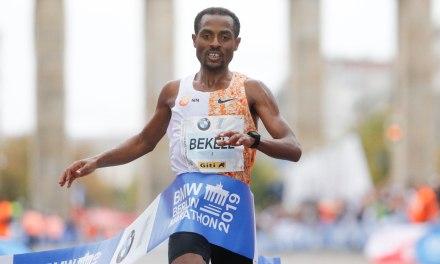 Marathon de Londres 2020, Kenenisa Bekele blessé et Forfait.