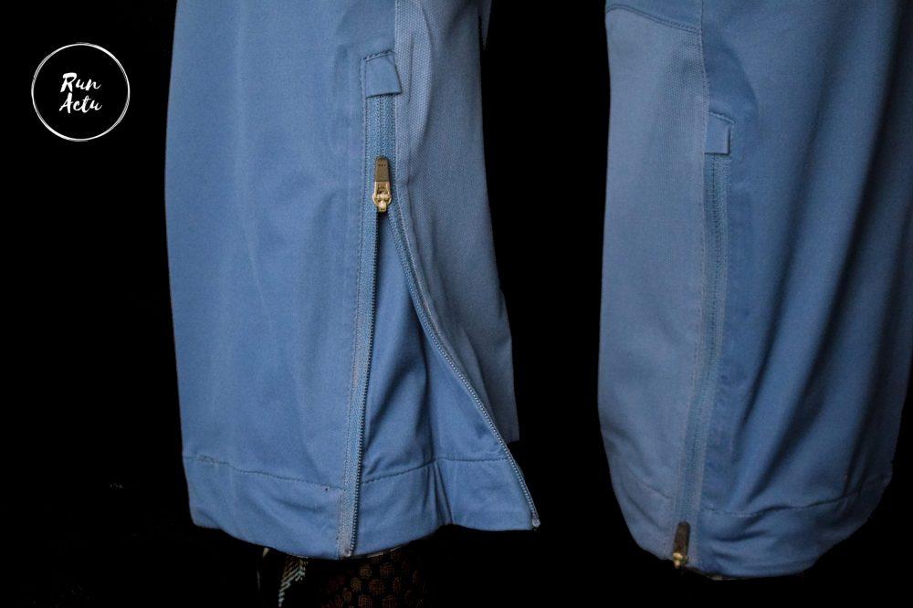 Test pantalon randonnée Rab kinetic alpine fermeture