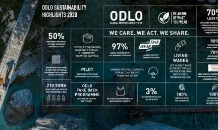Développement durable Odlo continue d'être un bon élève