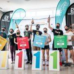 Les Podiums du Golden Trail Championship, une première édition aux Açores réussie