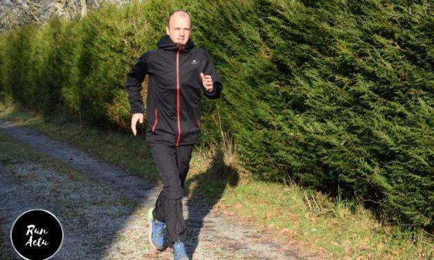 Test veste trail Raidlight, courir à l'abri avec la WinterTrail Raidshell mp+