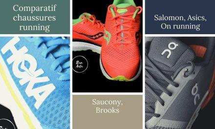 Meilleures chaussures running 2021. Découvrez via un comparatif les tests des meilleures chaussures running.