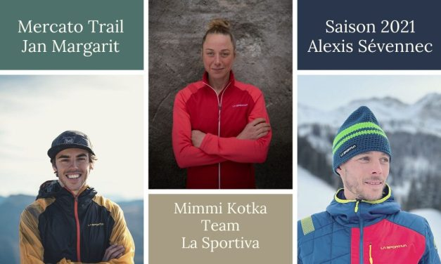 Mercato Trail La Sportiva: Mimmi Kotka, Jan Margarit et le français Alexis Sévennec rejoignent la team La Sportiva.