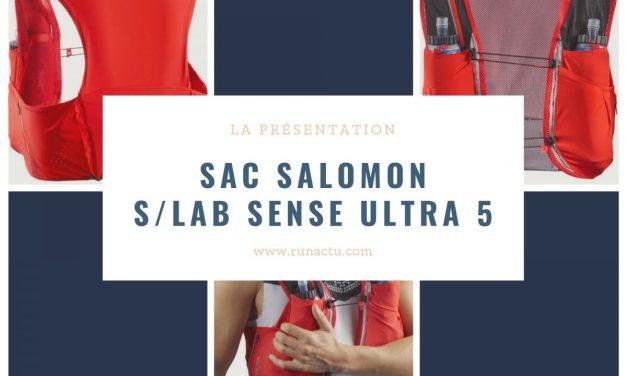 Salomon Sense Ultra 5, notre avis sur ce gilet d'hydratation minimaliste de qualité.