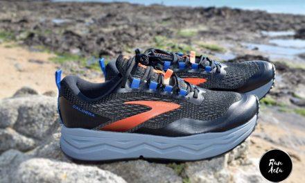 Test Brooks Caldera 5, une paire polyvalente et confortable pour vos sorties trail.