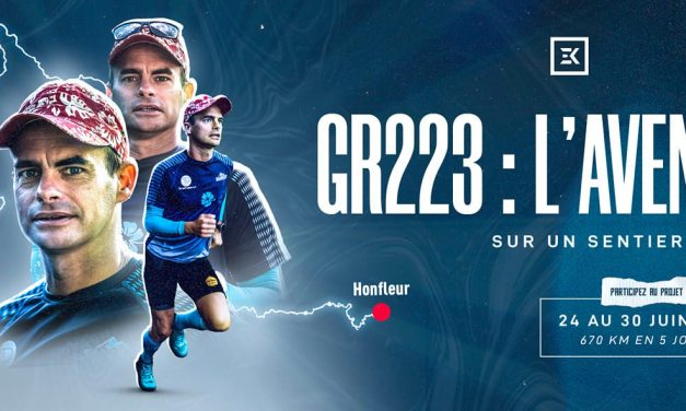 Erik Clavery GR 223, un nouveau défi fou pour le Nantais avec près de 670km en 5 jours.