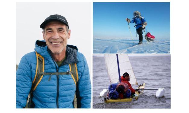 Mike Horn, le célèbre explorateur rejoint Columbia pour de nouvelles aventures