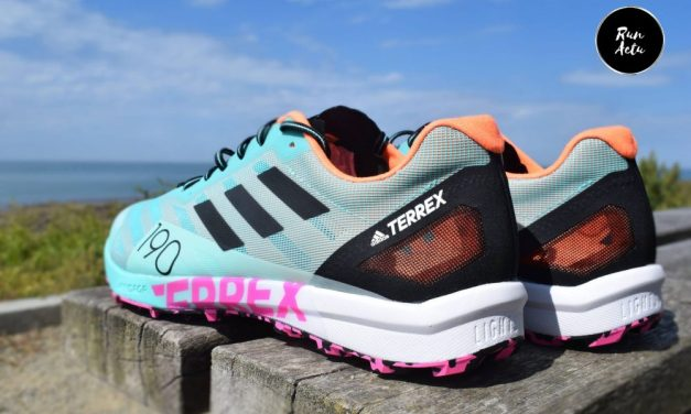 Test Adidas Terrex Speed Pro, une véritable pépite pour battre des records sur les trails rapides.