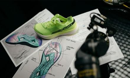Scott Speed Carbon Rc, 10 ans de recherche pour proposer la chaussure la plus rapide de la marque.