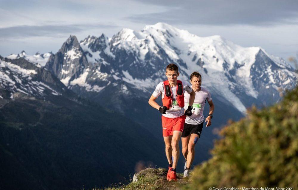 Résultats 42km du Mont Blanc, les réactions des vainqueurs et les plus belles photos.