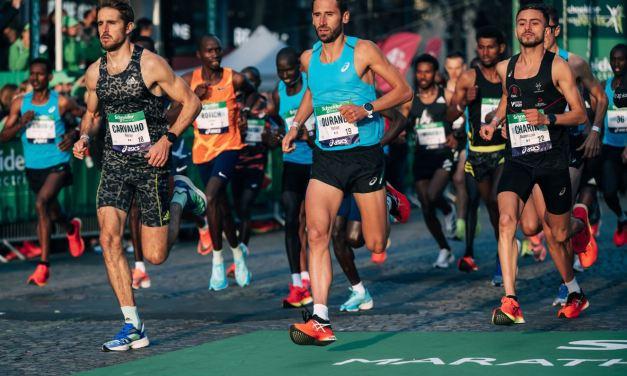 Marathon de Paris 2021, les Français ont été exceptionnels.