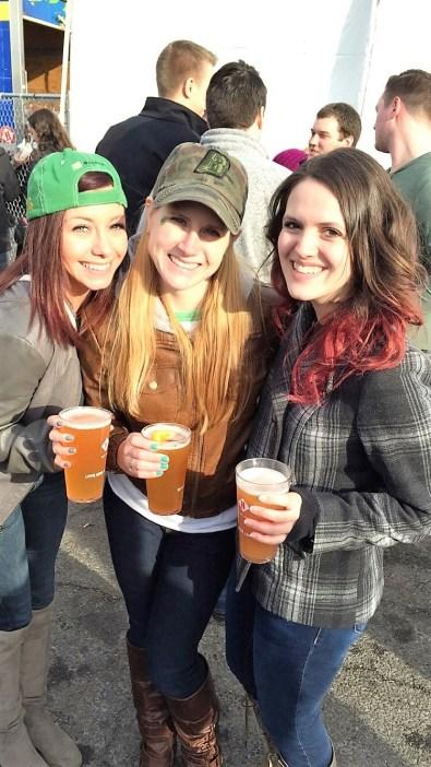 Harpoon St. Patricks Day Festival