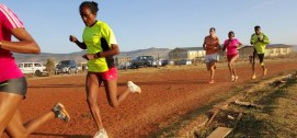 Run Africa Ethiopia Jan Meda training ground