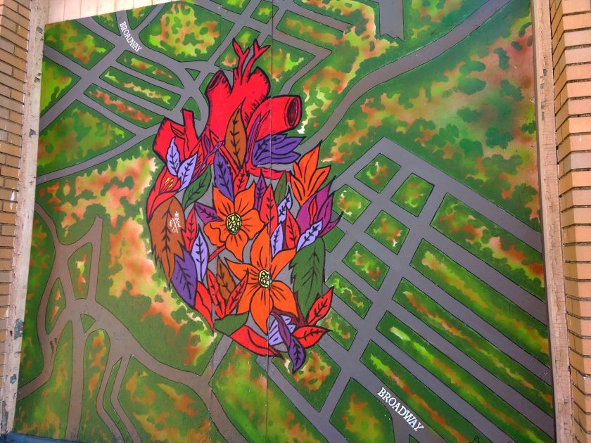 Heart of Beechview Mural