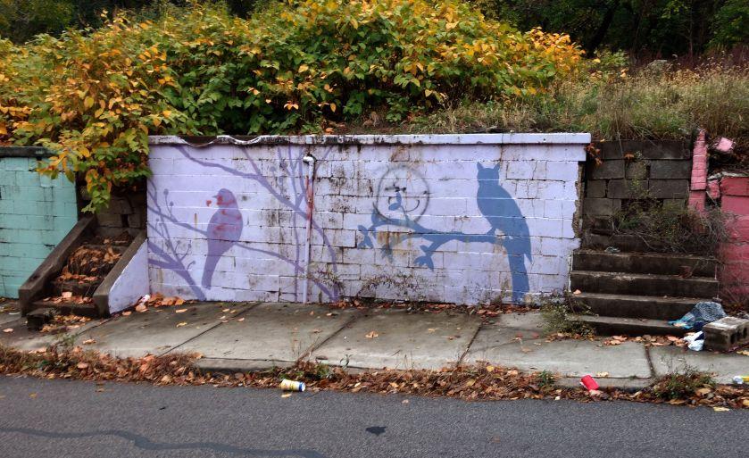 Lombard Street Art