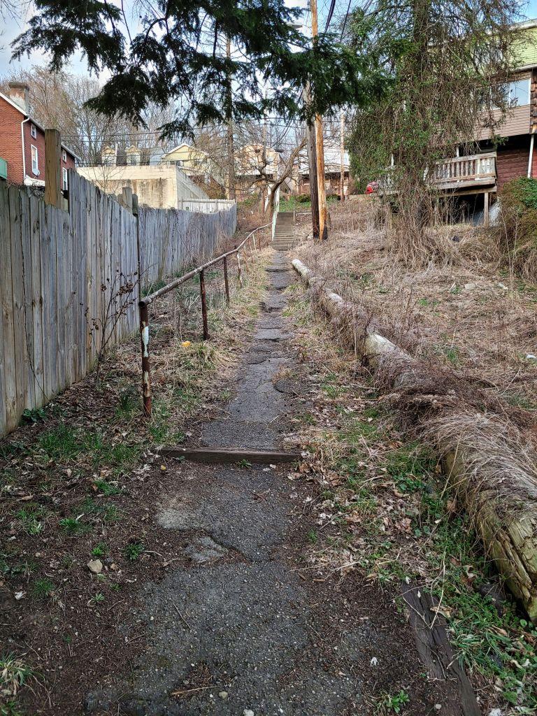 Denise Street Steps