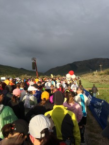 Into the abyss (aka Ogden Marathon 2015)