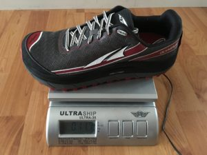 Altra Olympus 2.0 Weight