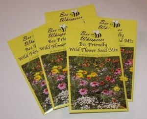 bee-friendly seed mix