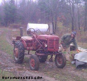 winterizing farm equipment