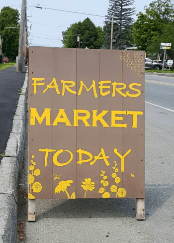 farmers markets increase oppportunities for beginning farmers sign