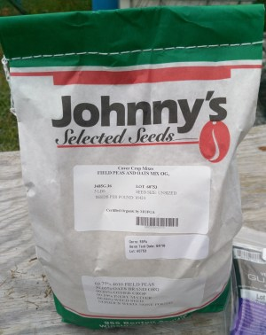 johnny's peas and oats mix