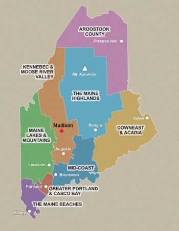 maine regions map