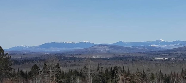 maine mountains