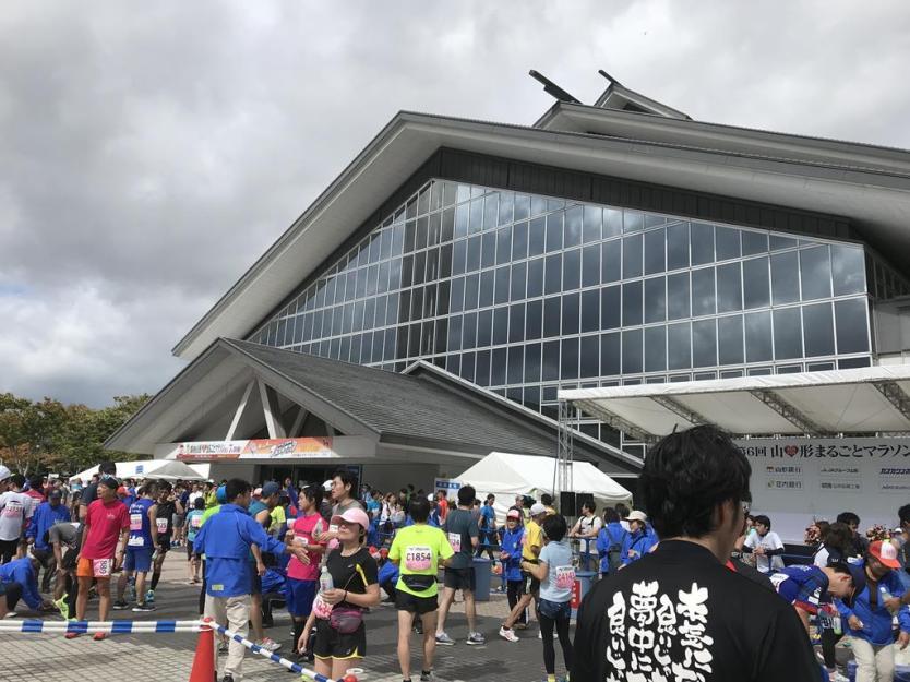 山形市総合スポーツセンター