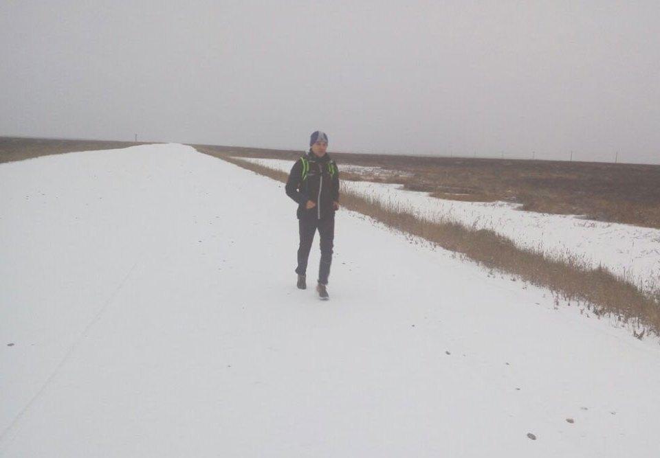 Ultra Run Crazy: 144 км по тундре за 18 часов