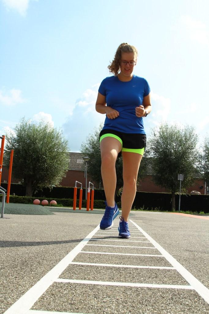 Challenge: minimaal vijf keer hardlopen per week