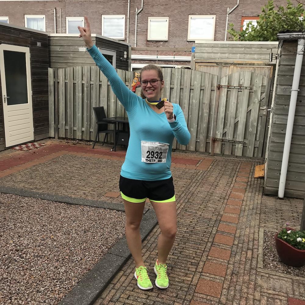 Raceverslag: Van Oers Marathon Brabant.