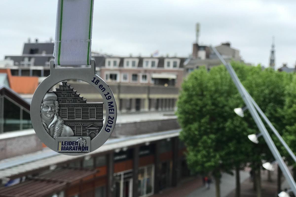 Raceverslag: halve marathon in Leiden