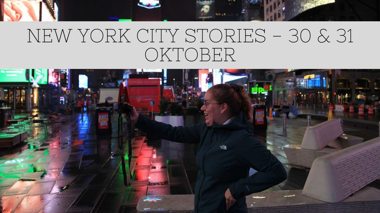 WE ZIJN ER! – NEW YORK CITY STORIES – RUN AROUND THE WORLD