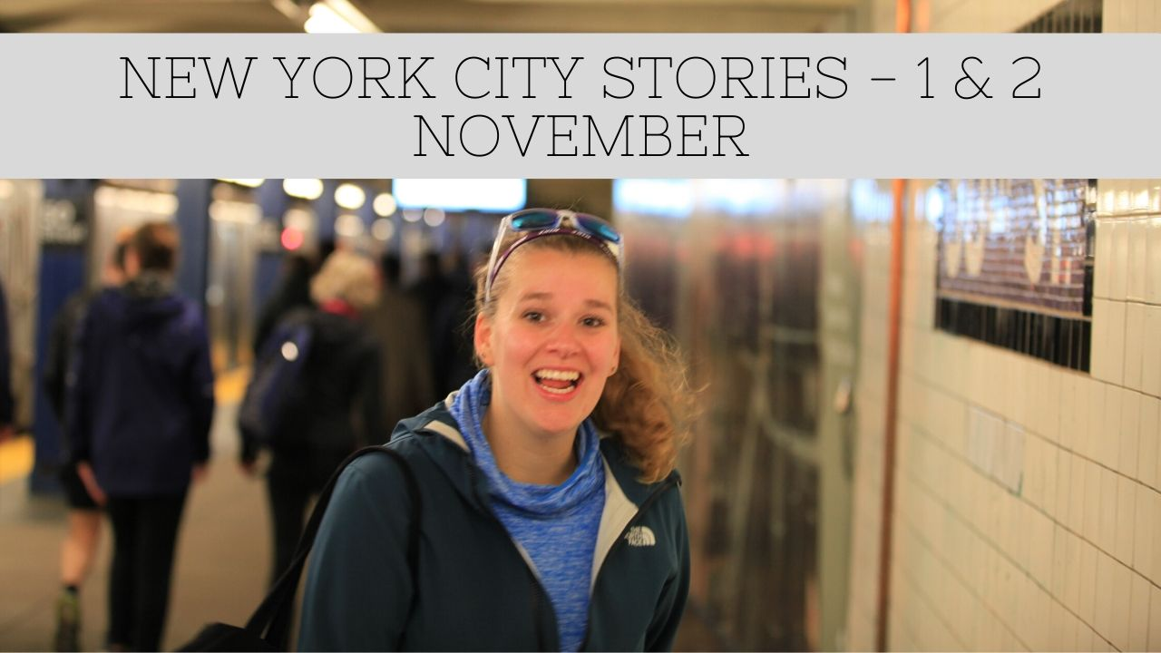 LOSLOPEN, WICKED & CHILLEN – NEW YORK CITY STORIES – RUN AROUND THE WORLD