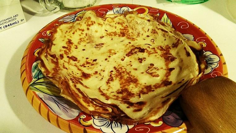 Yulia's Russian Pancakes!