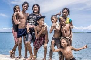 Cebu City: Street Kids
