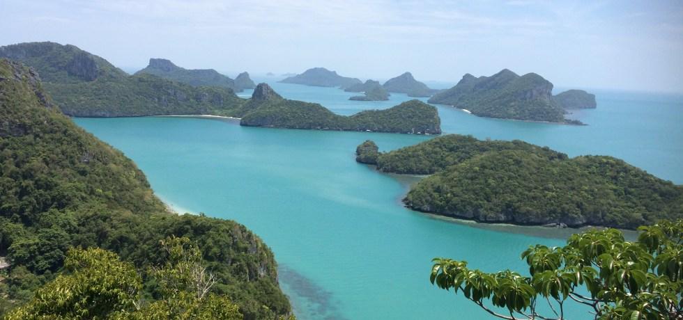 Ang Thong National Park Thailand