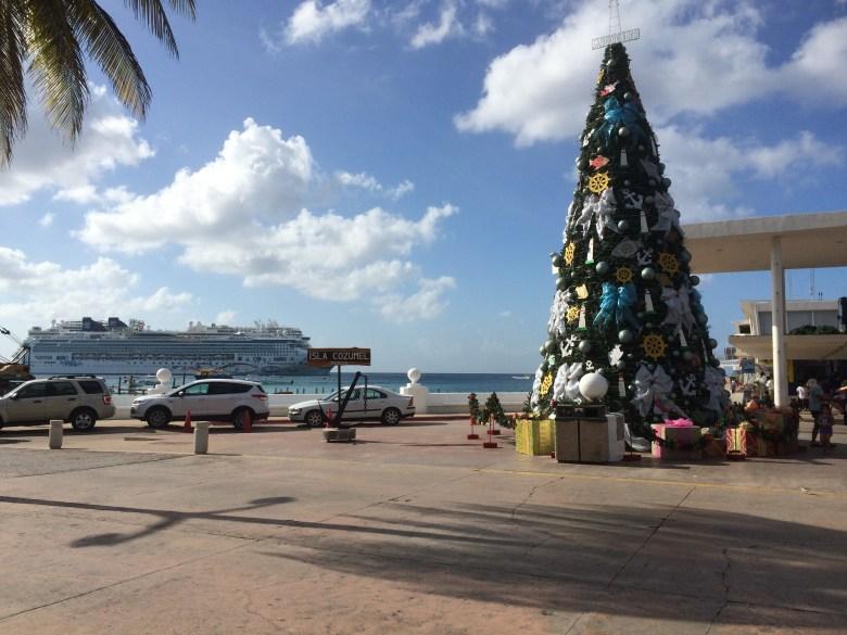 Caribbean cruise Christmas