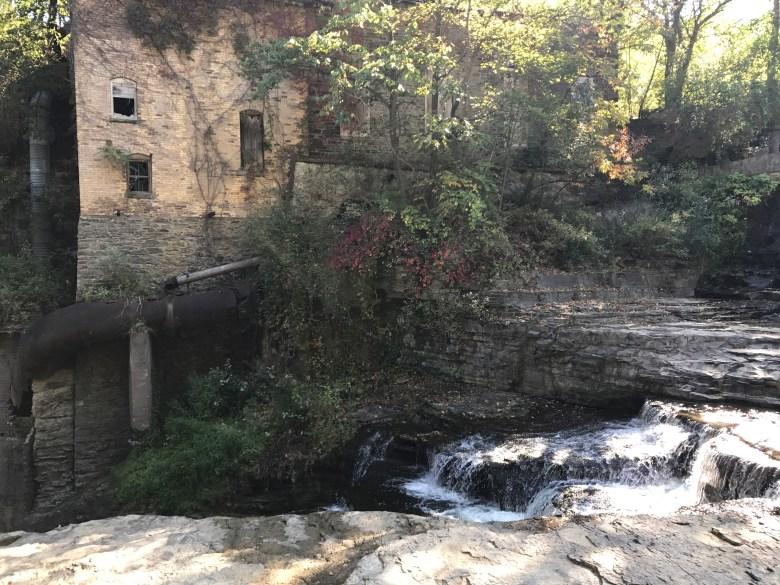 First Dam, Cornell University