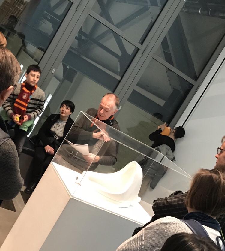 Tate museum modern art urinal