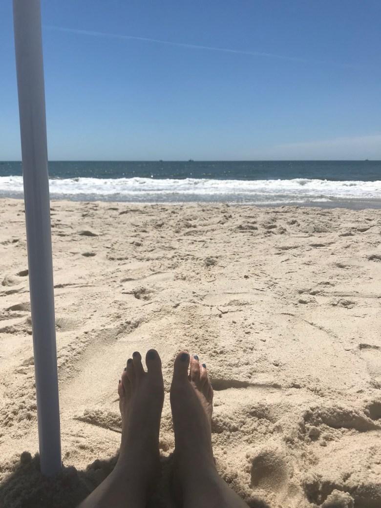 Beach day Long Island New York