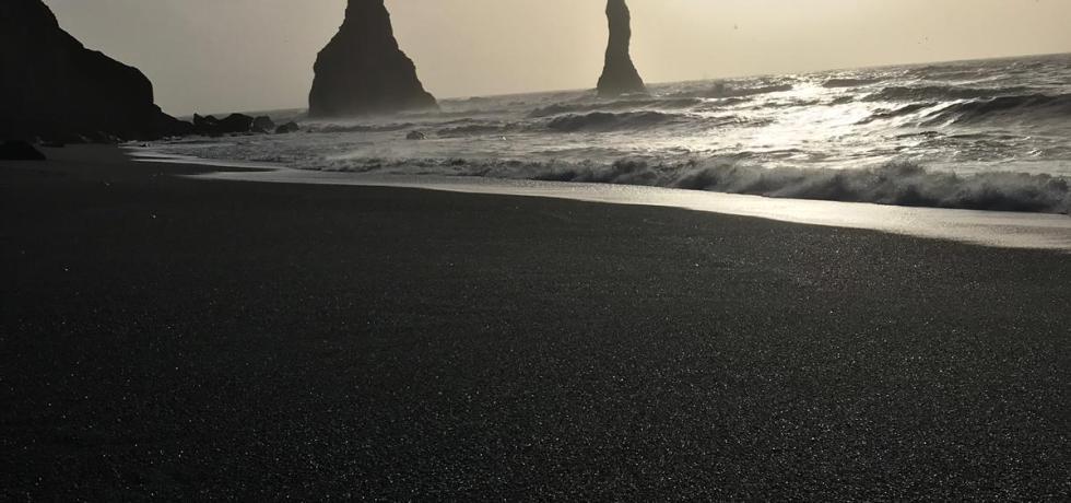 Reynisfjara - Iceland
