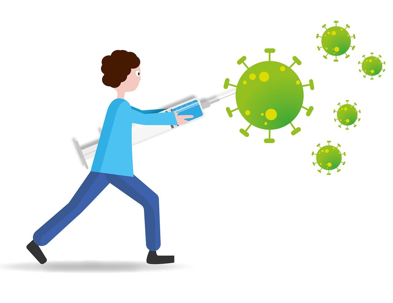 vaccination, virus, corona