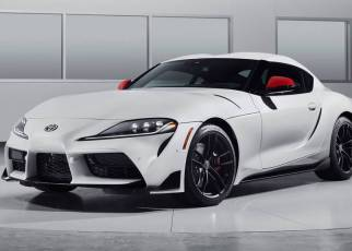 Toyota Supra 2020 Collection Edition