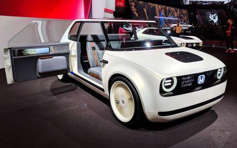 Urban EV Concepto, el auto de Honda que podría volverse una realidad