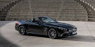 Mercedes-Benz SL Fade to Black