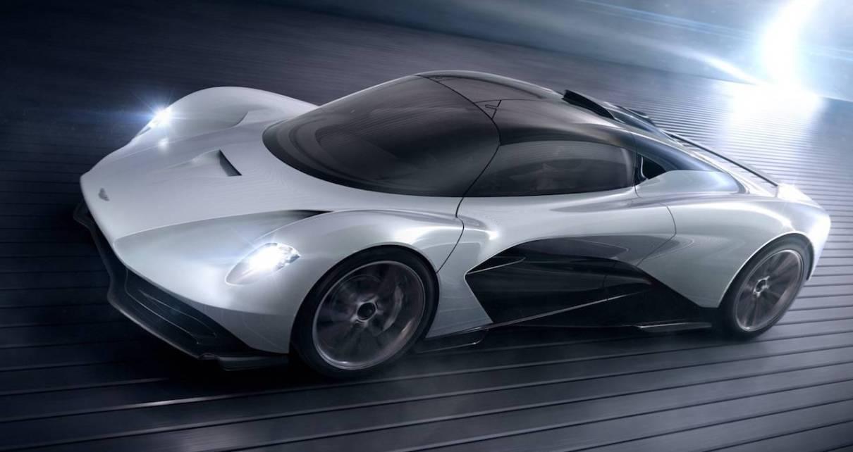 Aston Martin Hypercar Híbrido 003