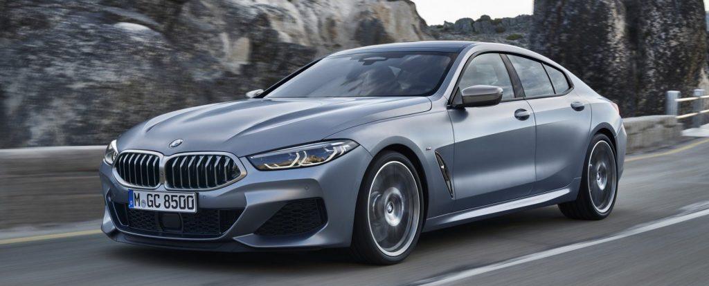 Gran Coupé BMW Serie 8 2020